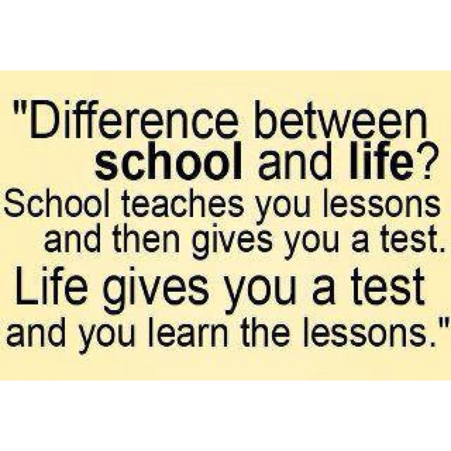 quotes about learning lessons - photo #22