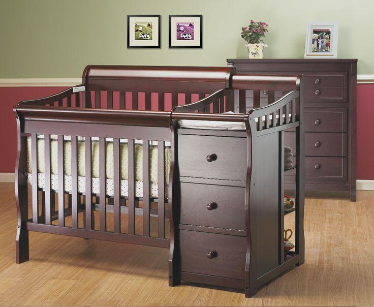 Mini Crib Changing Table Future Grandchild Cute