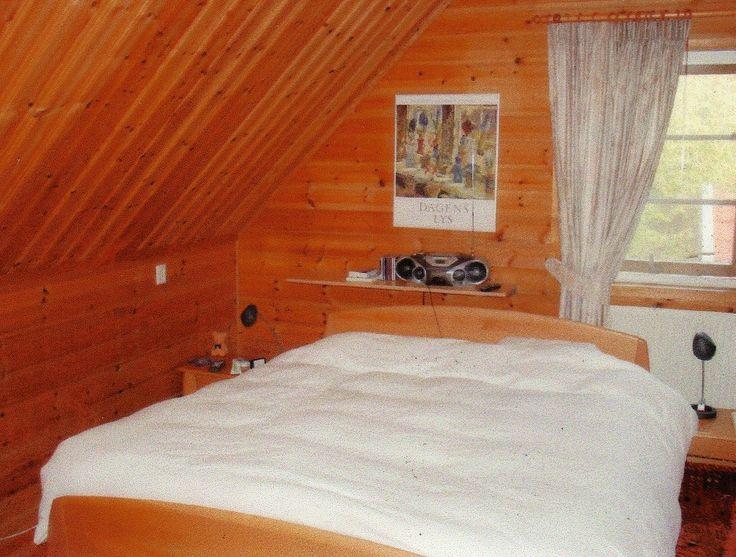 de slaapkamer in de oude situatie  Een complete verbouwing  Pintere ...