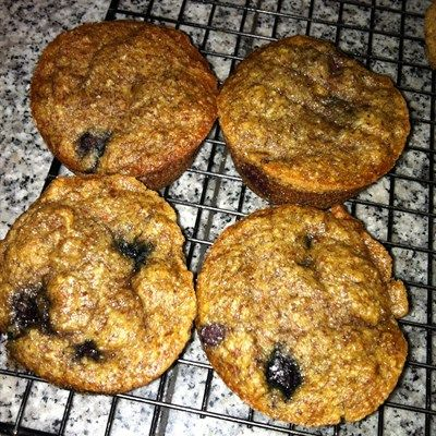 Blueberry Almond Muffins | Recipes | Beyond Diet
