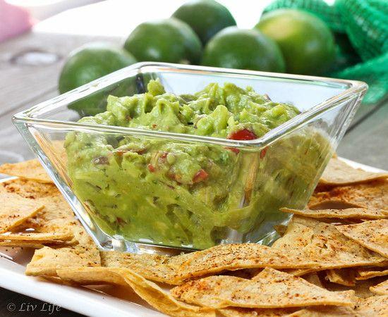 Classic Guacamole | Food I like! | Pinterest