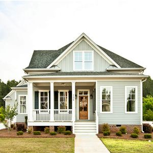 Southern style house plans for Cozy home designs