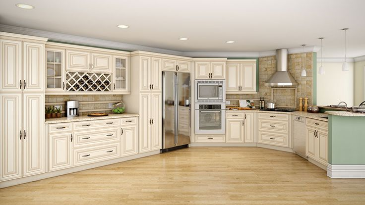 Great color for kitchen cabinets ROCKPORT SIMPLY TIMELESS ? MITERED