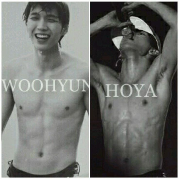 ABS. THE INFINITE ABS. | Infinite, L, Kim Myungsoo ...