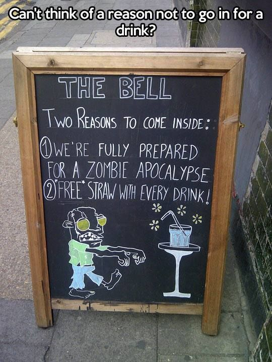 75 Hilarious Signs From Stores Restaurants And More Amusing