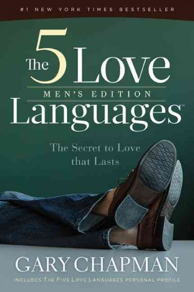 Quotes 5 Love Languages : ... The Five Love Languages Mens Edition, #1 New York Times bestselling