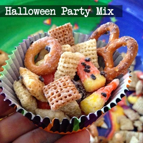 halloween food quick and easy