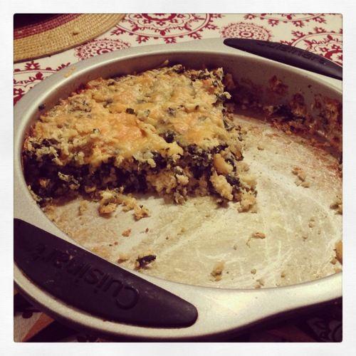 quinoa & kale crustless quiche | A Life full of Deliciousness!! | Pin ...