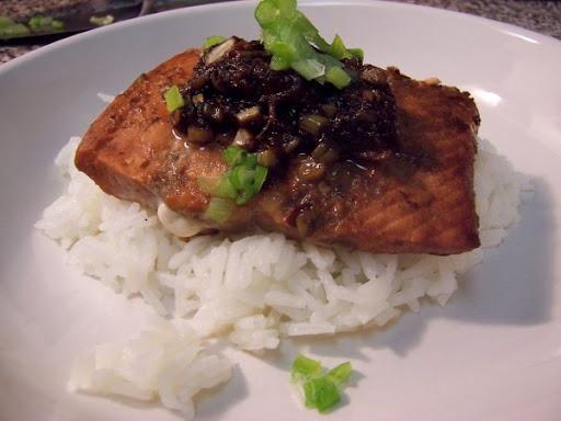 Firecracker Grilled Alaskan Salmon | seafood recipes | Pinterest
