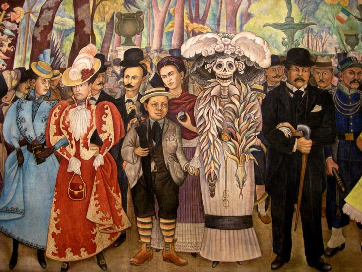 Diego rivera mural diego rivera pinterest for Diego rivera s mural