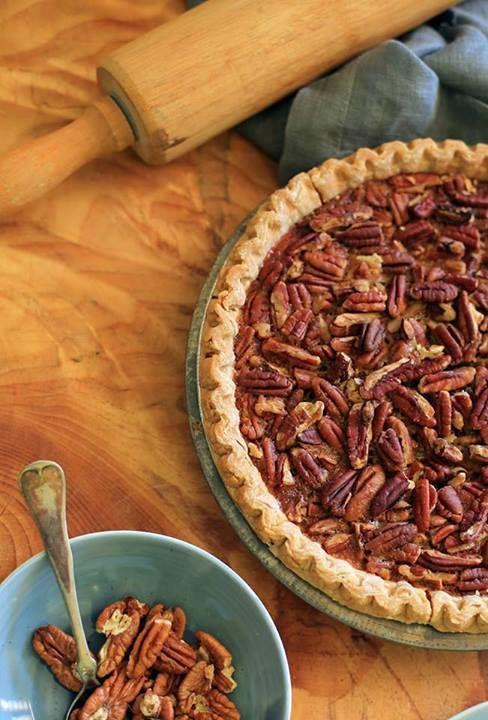 Bourbon Pecan Tart! | Food that looks Num Nummy! | Pinterest