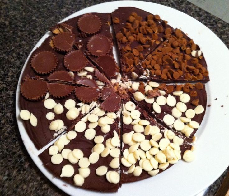 chocolate_pizza making today! | Kids and for me | Pinterest