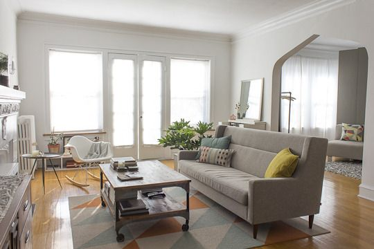Living Room | Apartment Therapy