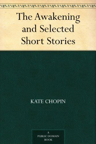 the awakening by kate chopin a womans search for independence Kate chopin's the awakening  as the prototype of the new woman in search of independence  in a pivotal scene in kate chopin's novel the awakening,.