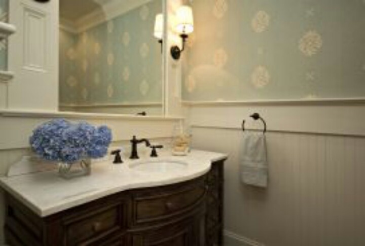 Little Jewel Box Guest Bathroom Storyboard Pinterest