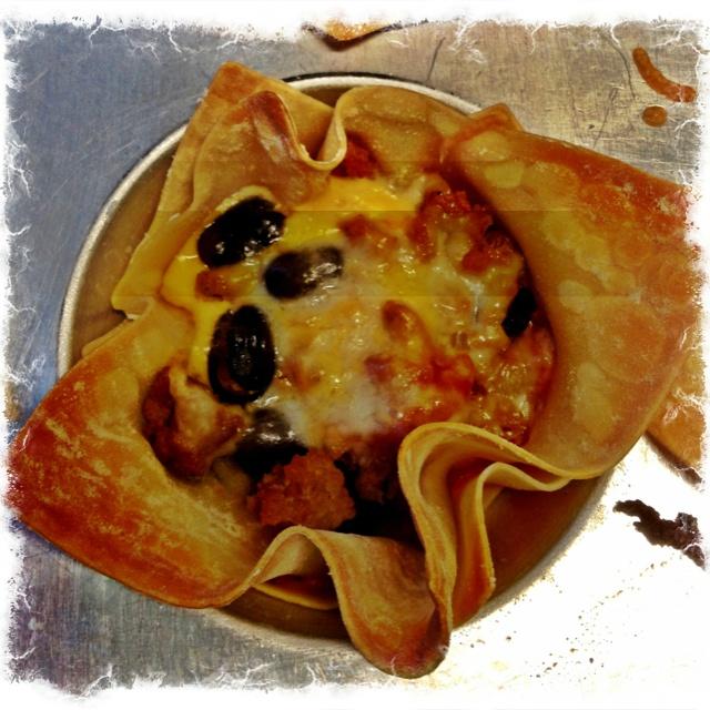 Taco Cupcake | Scrumdiddlyumptious | Pinterest