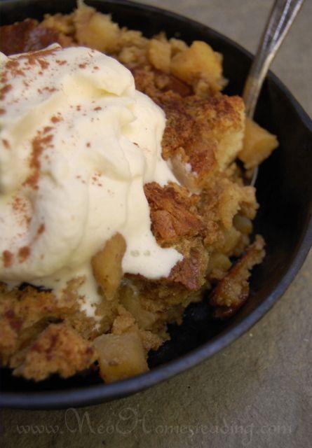 Caramel Apple Bread Pudding | Food | Pinterest