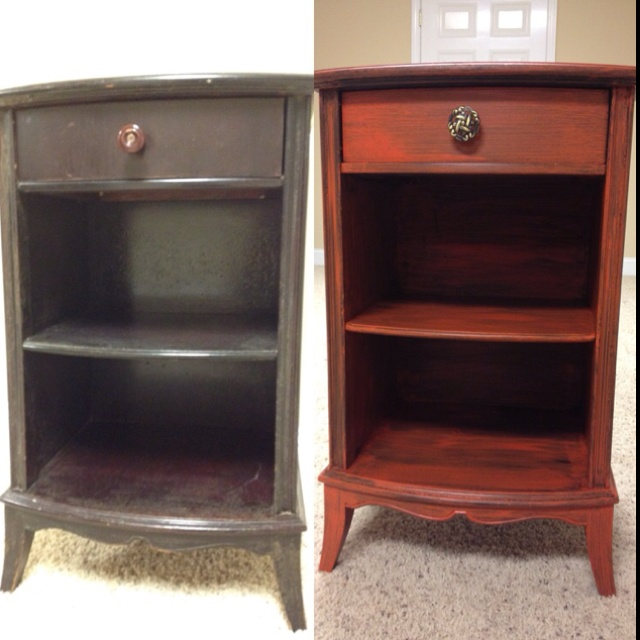 Garage Sale Furniture Before After Home Decor Furniture Ideas