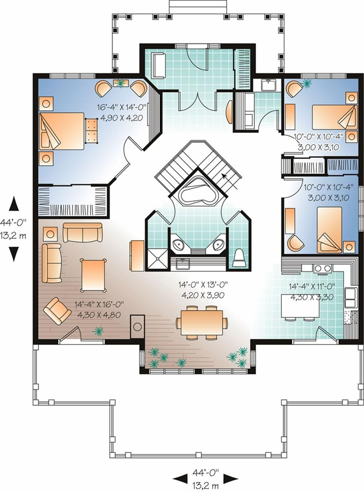 First floor plan sims 3 house plans pinterest for Sims 3 mansion floor plans