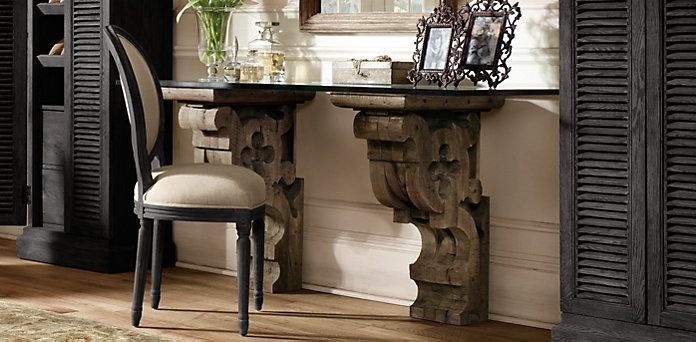home office restoration hardware home room office den