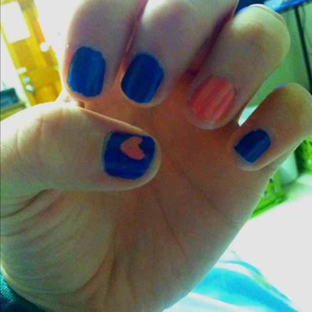 seventeen valentine's day nails