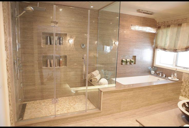 inspired bathroom with heated floors house ideas bathroom pi