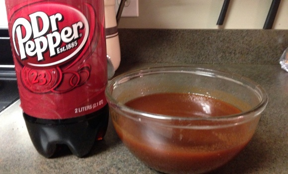 How to Make Dr Pepper BBQ Sauce | Recipe