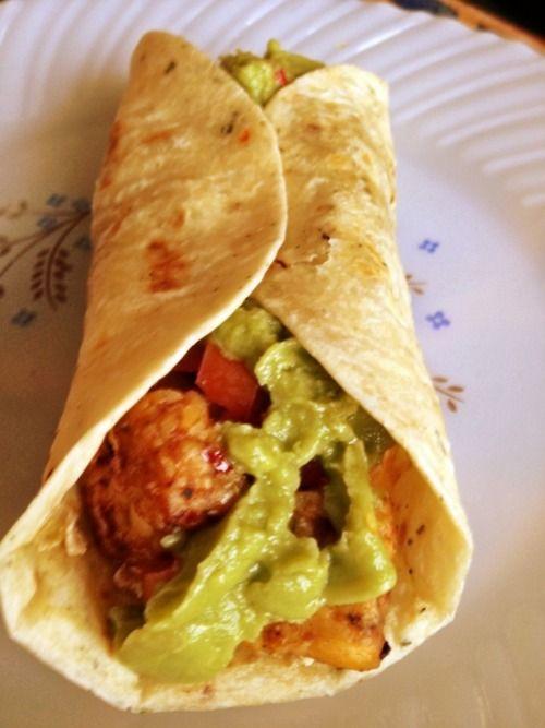 vegan tempeh taco | Veg-ish | Pinterest