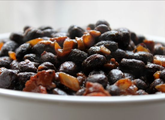 Root Beer Baked Beans - Black Bean Recipes via The Huffington Post