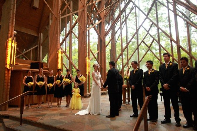 Anthony Chapel Garvan Gardens My Dream Wedding Pinterest
