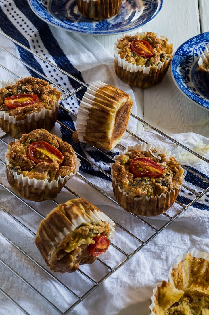 Mini Souffle Frittata | Baking | Pinterest