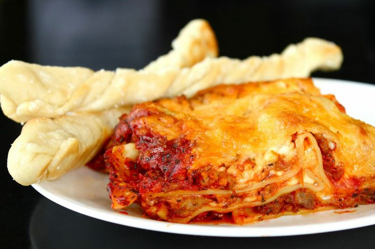 The BEST Lasagna - Favorite Family Recipes