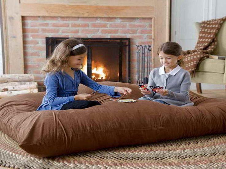 Large Moroccan Tufted Floor Pillows : large modular floor pillow ideas crafts Pinterest