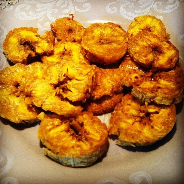 Baked plantains (healthier tostones), love these for an unusual ...