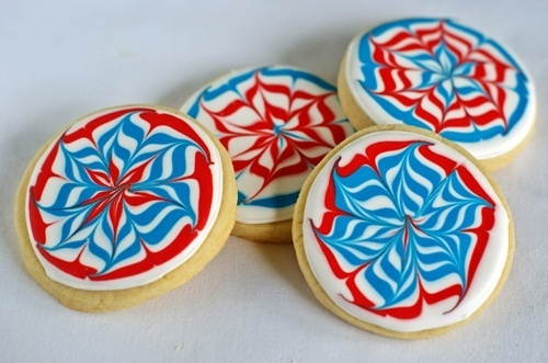 fireworks cookies | Recipes | Pinterest