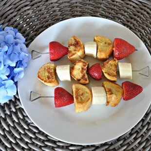 french toast on a stick! | Favorite Food | Pinterest