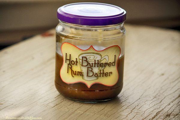 Hot Buttered Rum Batter | Food | Pinterest