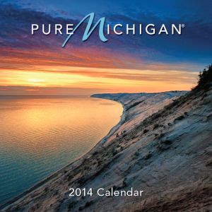 Sneak Peak at the 2014 Pure Michigan Calendar
