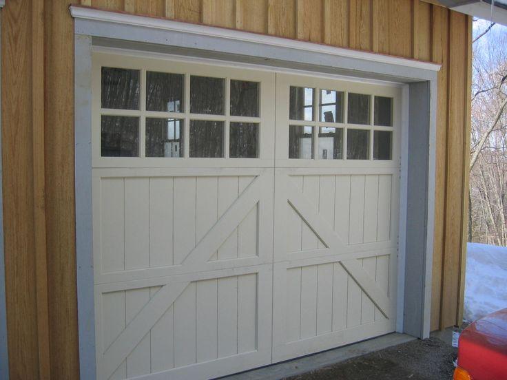 Carriage Style Garage Door Garage Doors Carriage