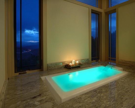 Sunken Bathtub Love Favorite Places Spaces Pinterest