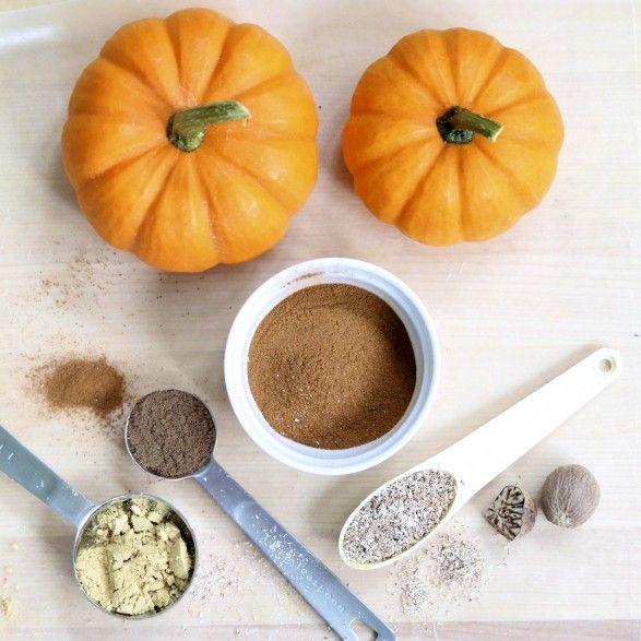 Pumpkin Pie Spice Mix 2 tablespoons ground cinnamon 1 1/2 teaspoons (1 ...