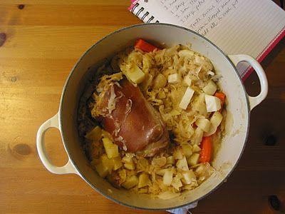 What Julia Ate: Bigos, or Polish Hunter's Stew