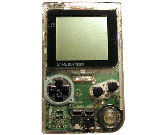 Game Boy Pocket (1996)