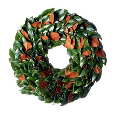 The Original Magnolia Wreath-24'