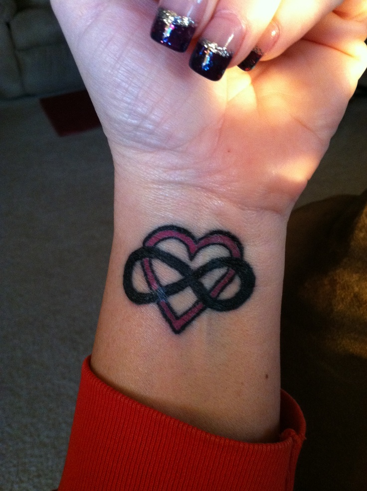 Mother Infinity Tattoo