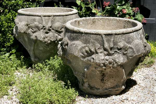 Pin by diana day on pleached hedges topiary trees other decorative - Casting concrete planters ...
