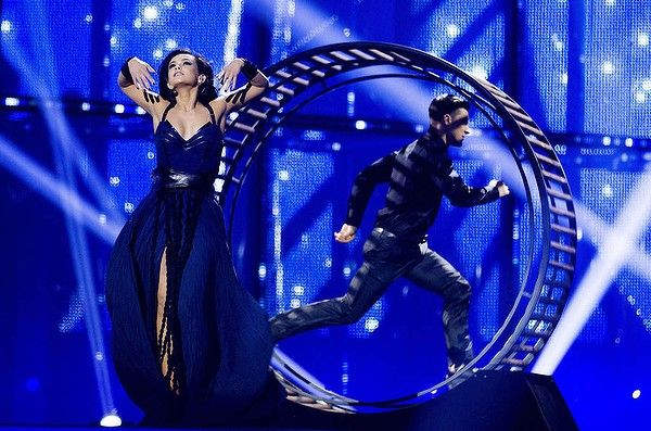 eurovision first broadcast
