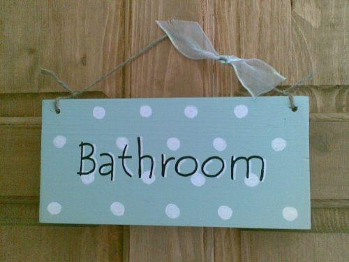 Cute Bathroom Sign Signs Pinterest