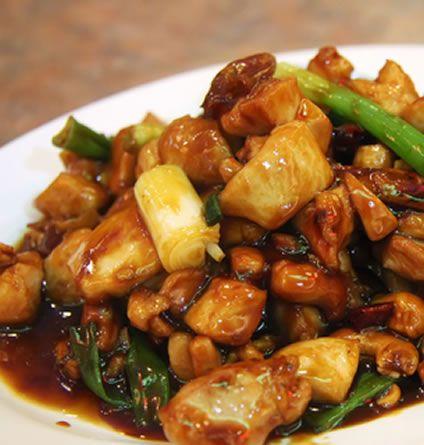 cashew chicken | Yummy! | Pinterest