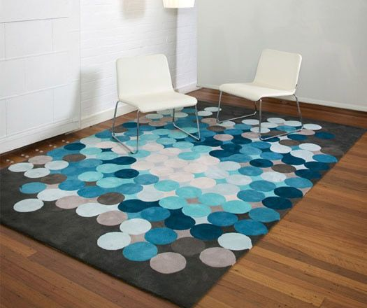 Designer Rugs Collaborate With Blueandbrown